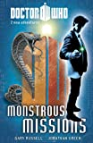 Doctor Who Book 5: Monstrous Missions