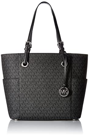 cffeebaf0e9b Image Unavailable. Image not available for. Color  Michael Kors Women s Jet  Set Item Ew Signature Tote ...
