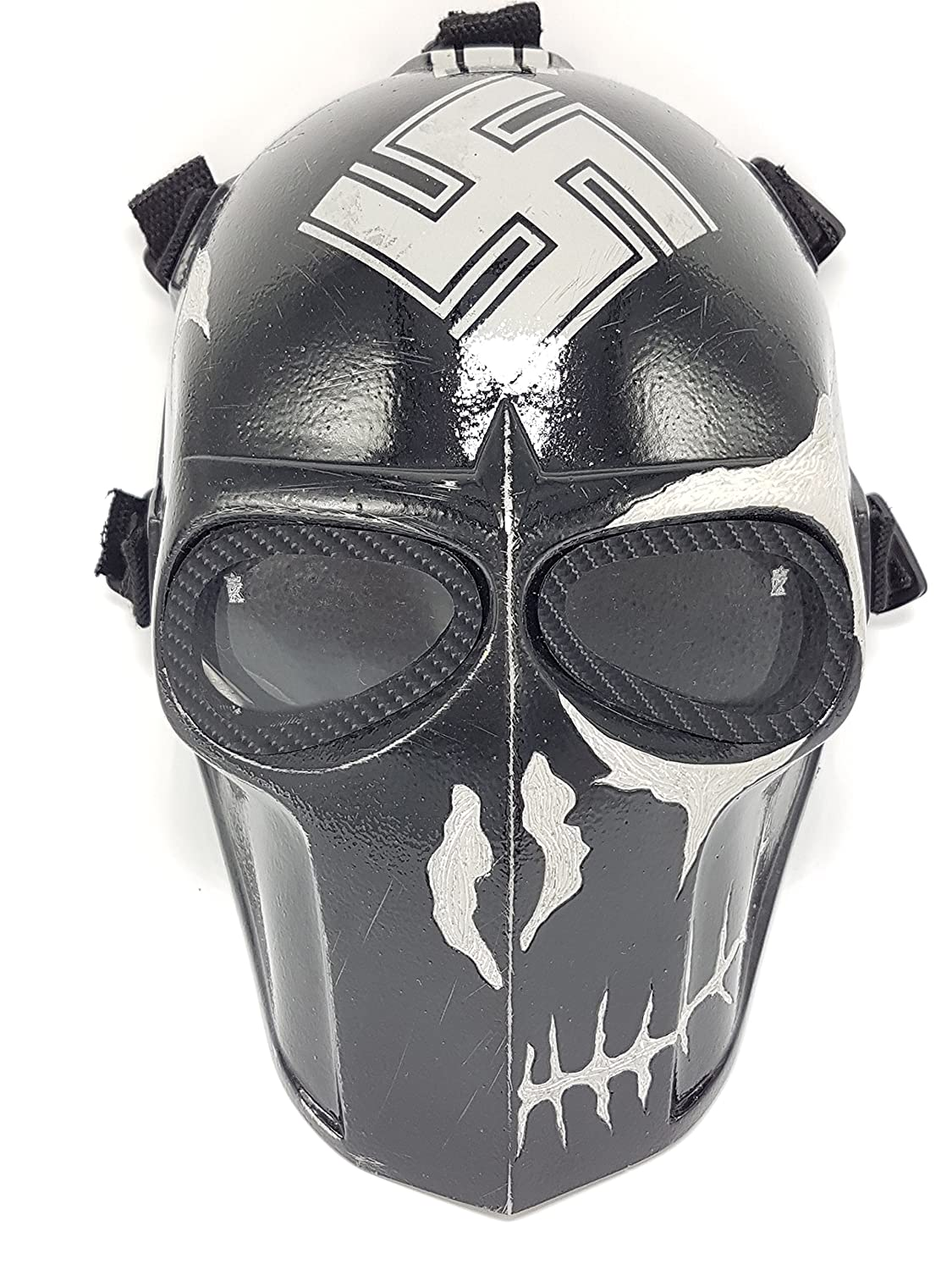 Amazon.com : Invader King ® Zombie Army of Two Airsoft Mask ...