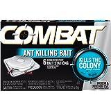 Combat Ant Killing Bait, 6 Count