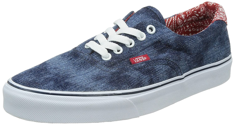 Vans U Era 59 Acid Denim  Unisex Erwachsene Sneakers Blau Acid Denim/Blue/Bandana