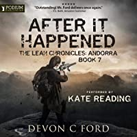Andorra: The Leah Chronicles: After It Happened, Book 7