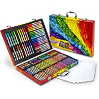 Crayola Inspirational art case - kits de manualidades  (Lápiz de color, Lápiz, Rotulador, Multicolor), 140pcs