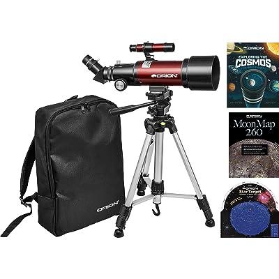 Orion GoScope III 70mm Refractor Telescope Kit: Camera & Photo
