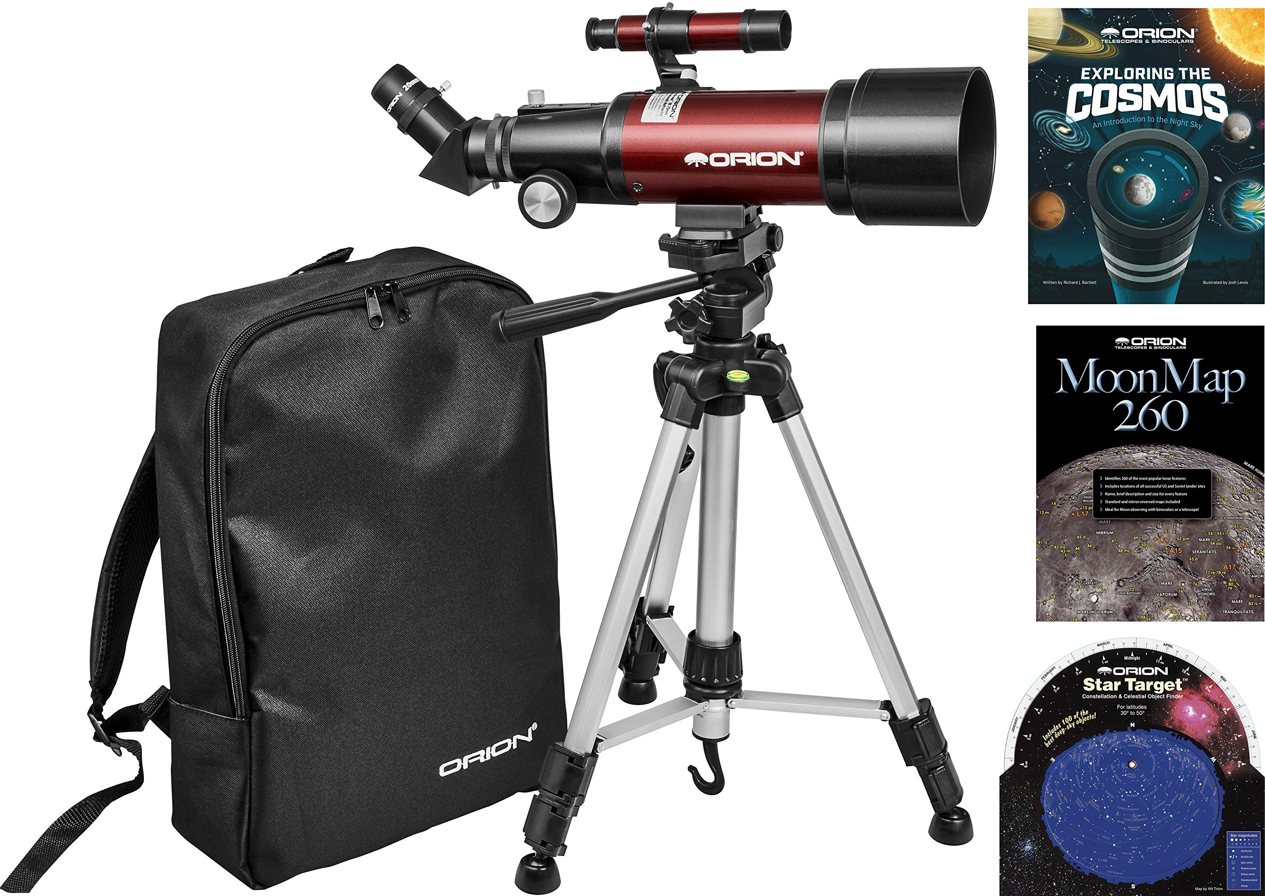 Orion GoScope III 70mm Refractor Telescope Kit by Orion