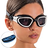 AqtivAqua Wide View Swim Goggles || Swim Workouts ~ Open Water || Indoor/Outdoor Line