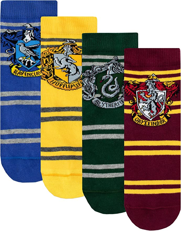 Calzini personalizzato Harry Potter ispirato Qualsiasi Nome Regalo Di Compleanno Ogni Occasione