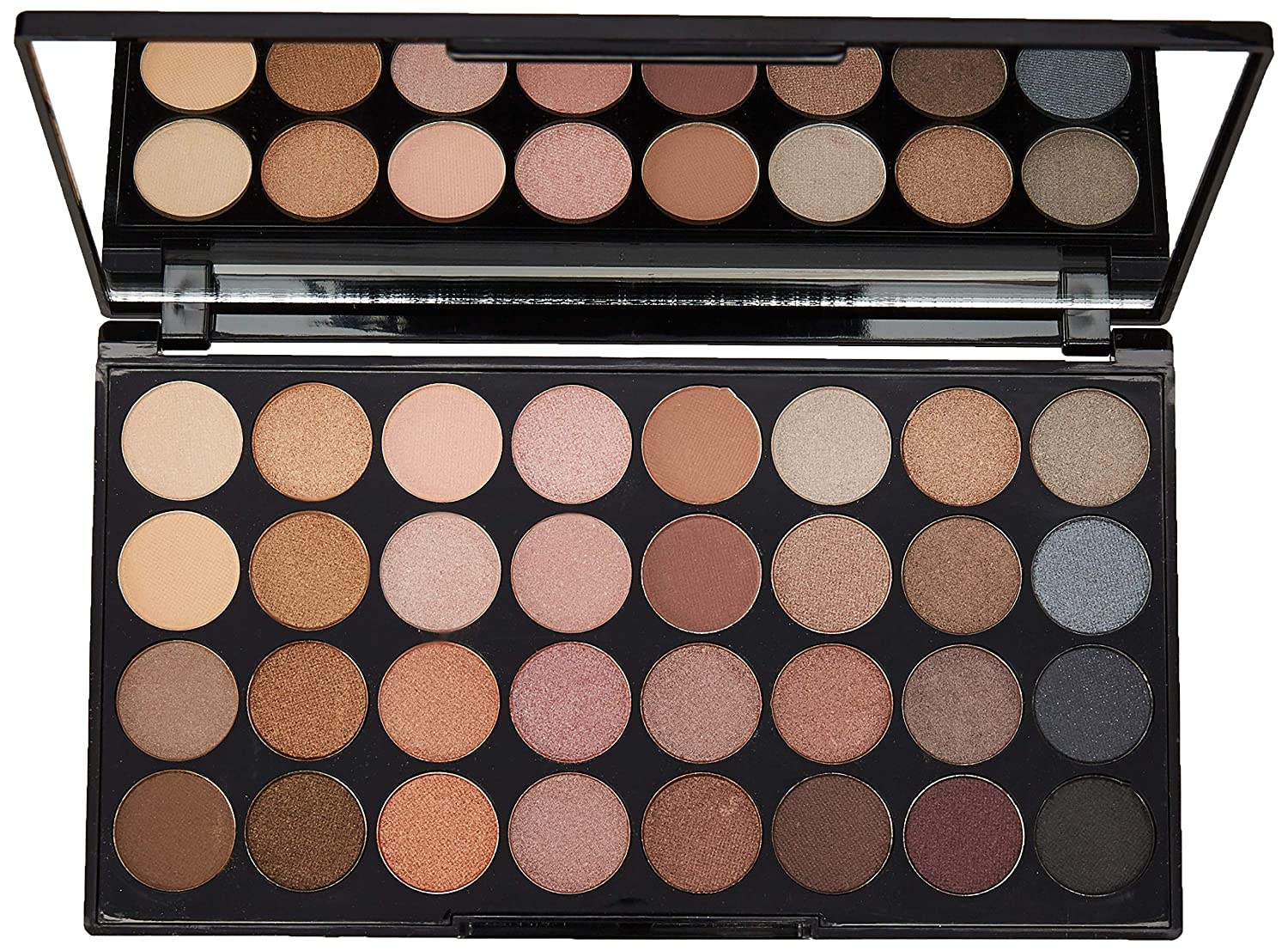 Makeup Revolution Ultra 32 Shade Eyeshadow Palette BEYOND FLAWLESS by Makeup Revolution: Amazon.ca: Beauty