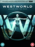 Westworld - Season 1 [includes Ultraviolet Digital Download]  [DVD] [2016]