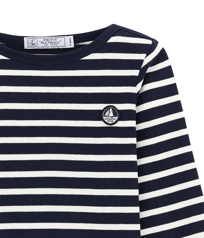 Petit Bateau Boys Longsleeve T-Shirt