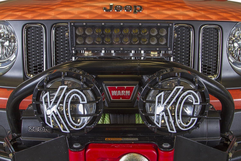 Amazon daystar jeep renegade winch bumper light bar mount amazon daystar jeep renegade winch bumper light bar mount lights sold separately fits 2015 to 2017 24wd kj50003bk made in america automotive aloadofball Choice Image
