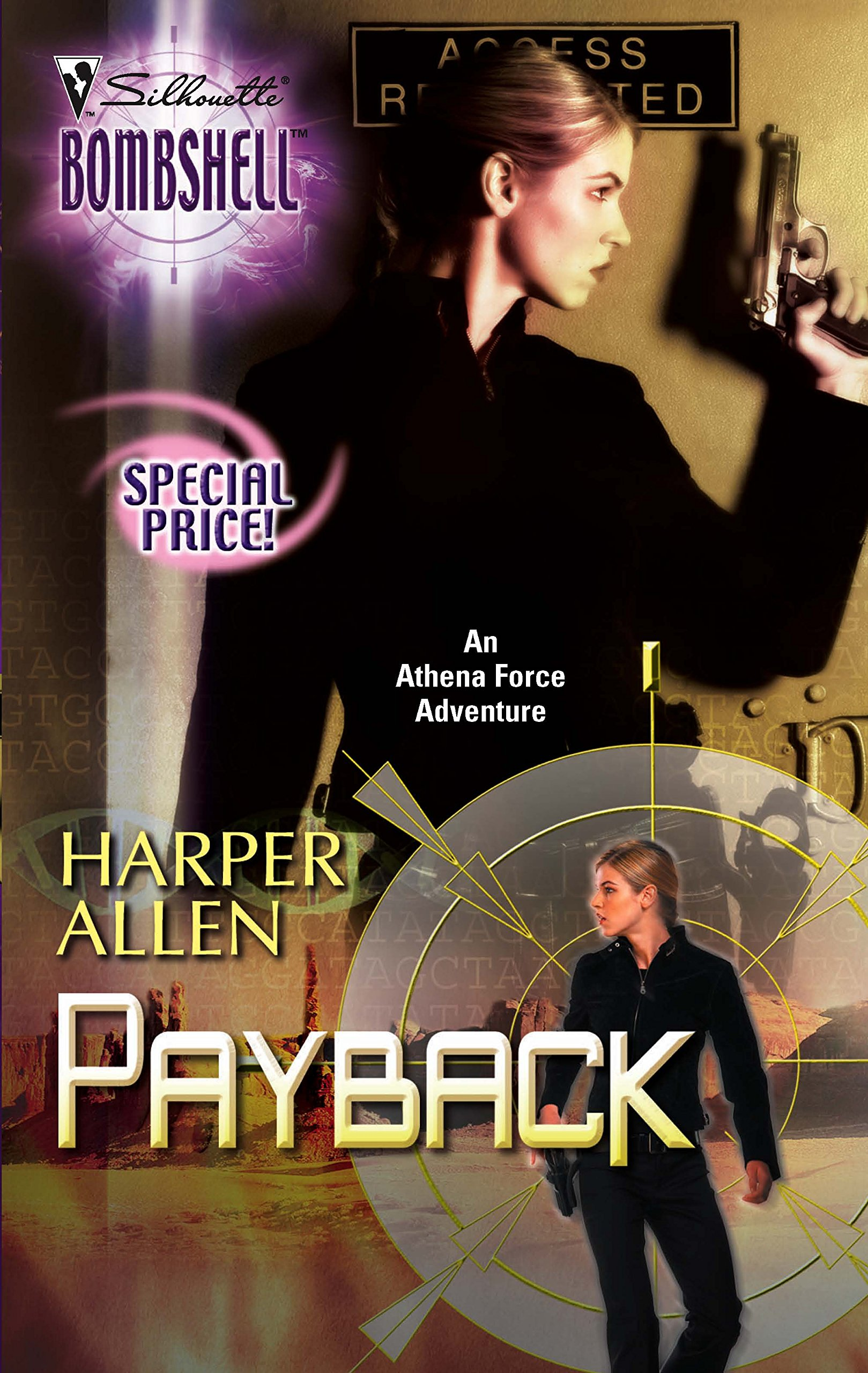 Read Online Payback: An Athena Force Adventure (Silhouette Bombshell) pdf epub