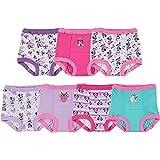Disney Girls GTP7305 7-Pack Training Underwear - Multi