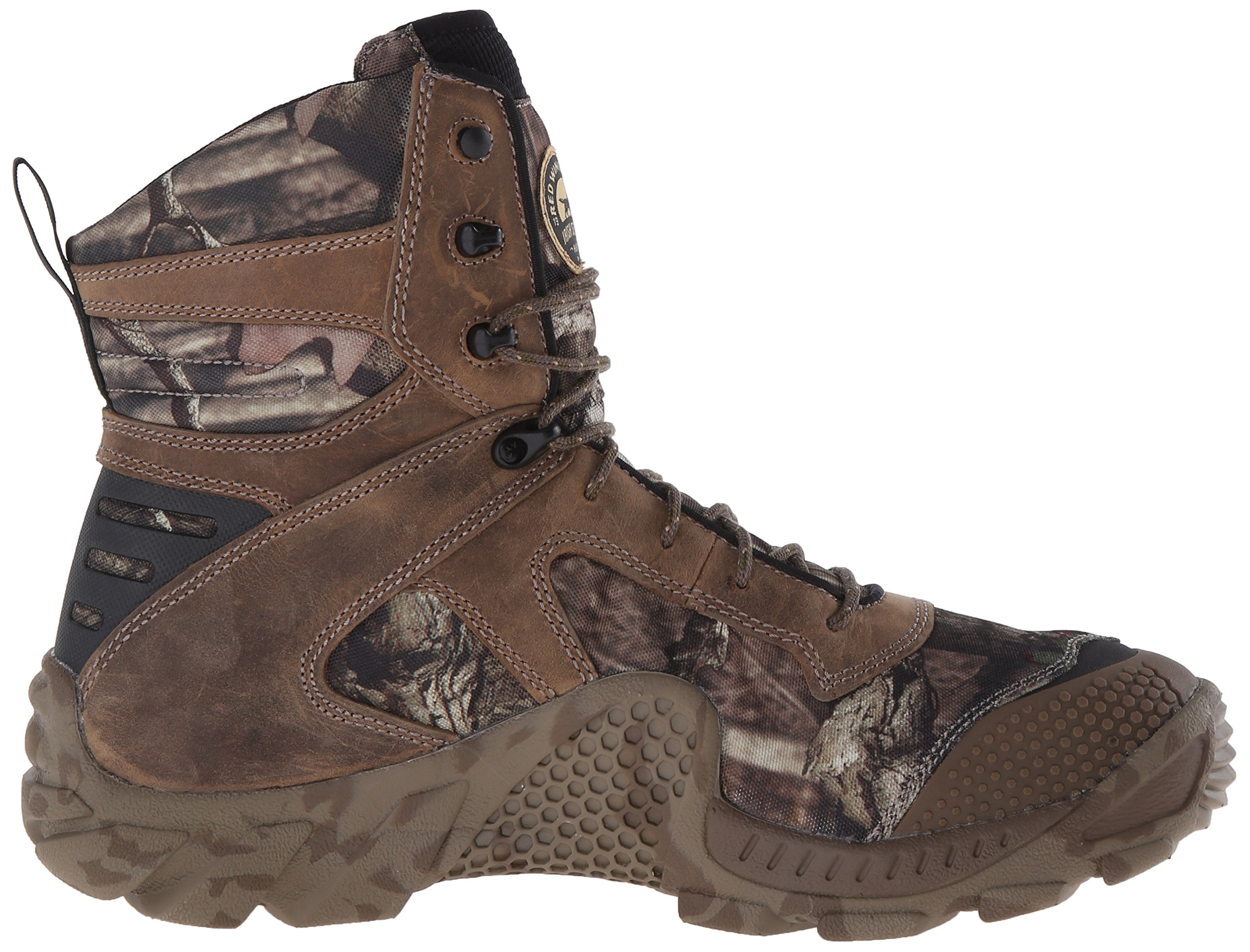 Irish Setter Men's 2868 Vaprtrek Waterproof 8'' Hunting Boot, Mossy Oak Break Up Infinity Camouflage,10 EE US by Irish Setter (Image #7)