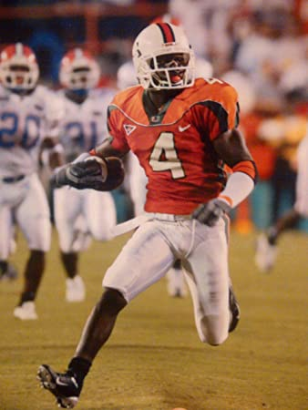 Devin Hester Miami Hurricanes 8x10 Photo