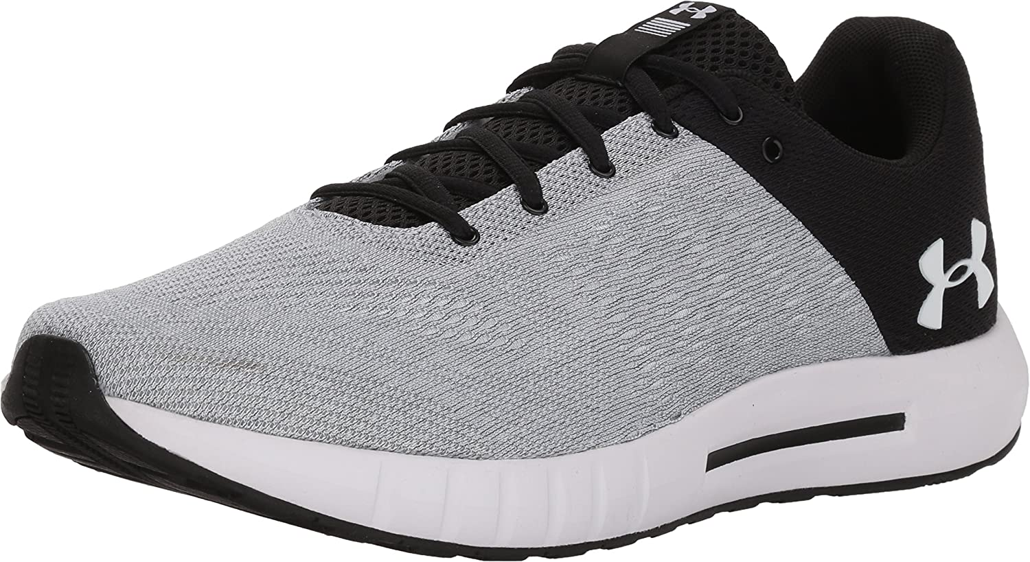 d0932540ed Under Armour Men s Ua Micro G Pursuit Running Shoes  Buy Online at Low  Prices in India - Amazon.in