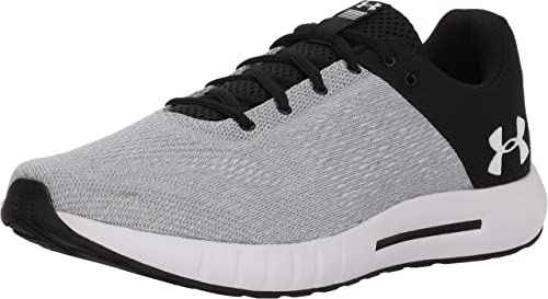 Under Armour Micro G Pursuit Grey Men's Running Shoe