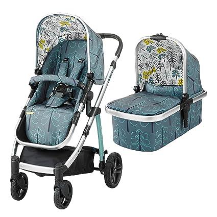 Cosatto WOW cochecito de bebé y carrito de bebé (Fjord)