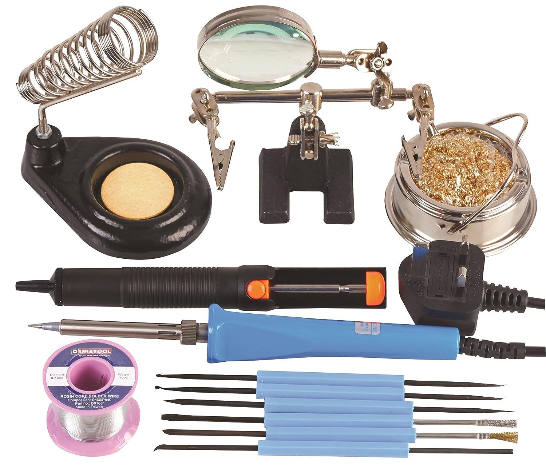 DURATOOL - The 'Essentials' Soldering Kit