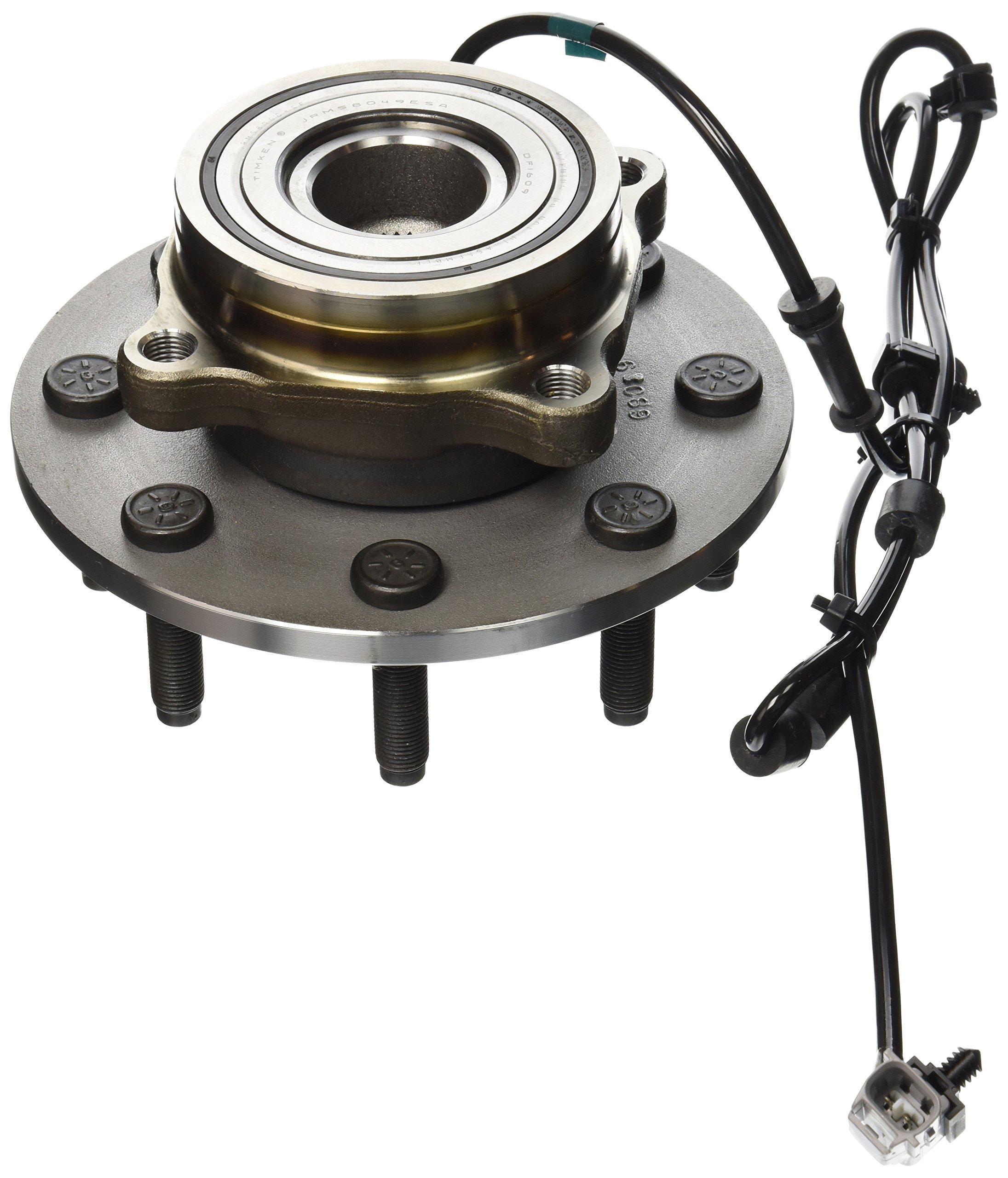 Timken HA590203 Axle Bearing and Hub Assembly
