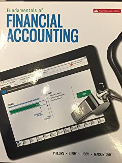 Financial accounting with connect access card fourth cdn edition fundamentals of financial accounting fourth canadian edition fandeluxe Image collections