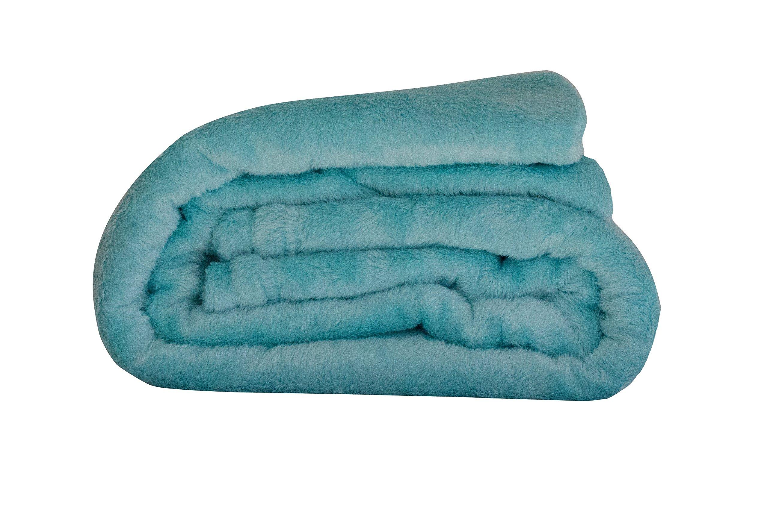 Tourma-Blanket Seafoam Green Deluxe Blanket from FIR (far Infrared) Industries