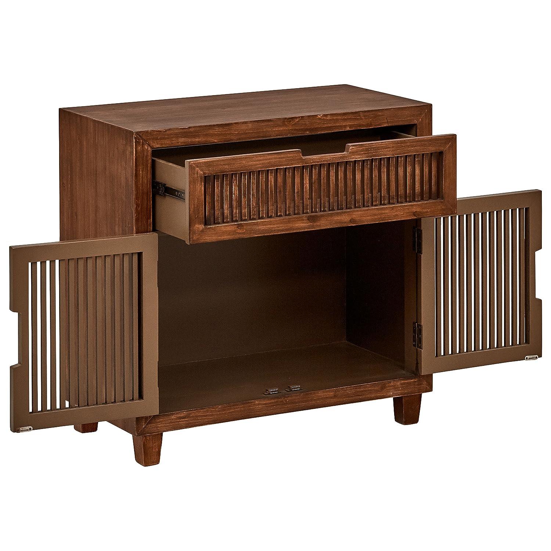 Amazon.com - Stone & Beam Fremont 2-Door Cabinet, 31.5\