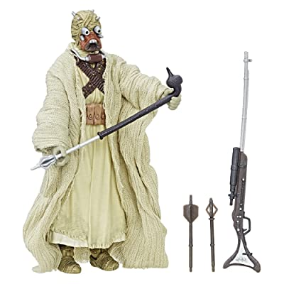 Star Wars The Black Series 40th Anniversary Sand People, 6-inch: Toys & Games