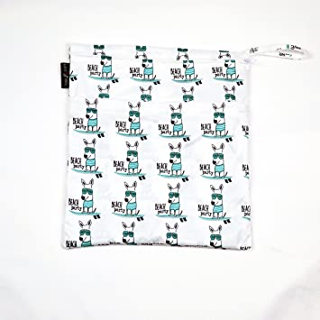 Amazon.com: Luv Bug Wet Dry bolsa de pañales traje de baño ...