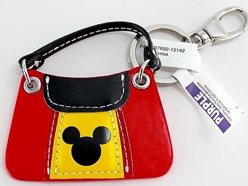 Parques de Disney Mini bolso llavero de recuerdo - Mickey ...