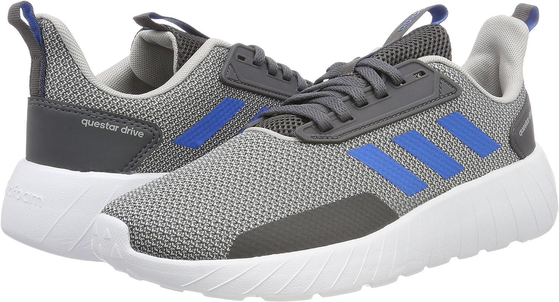 adidas DB1915, Zapatillas de Deporte para Mujer, Gris Gricin Azubri Gridos 000, 35 EU: Amazon.es: Zapatos y complementos