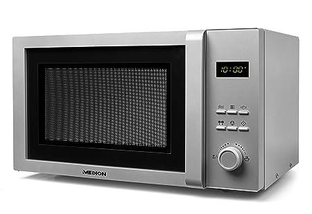 MEDION MD18689 Microondas y grill , 23 litros, 5 niveles de ...