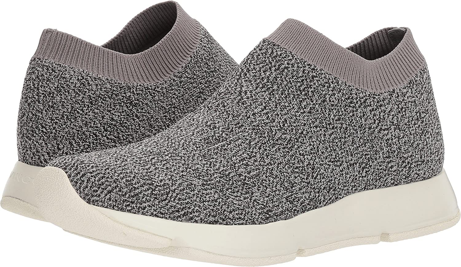 Vince Theroux Grey Marl Knit Fabric 10