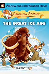 Geronimo Stilton Graphic Novels #5: The Great Ice Age Kindle Edition