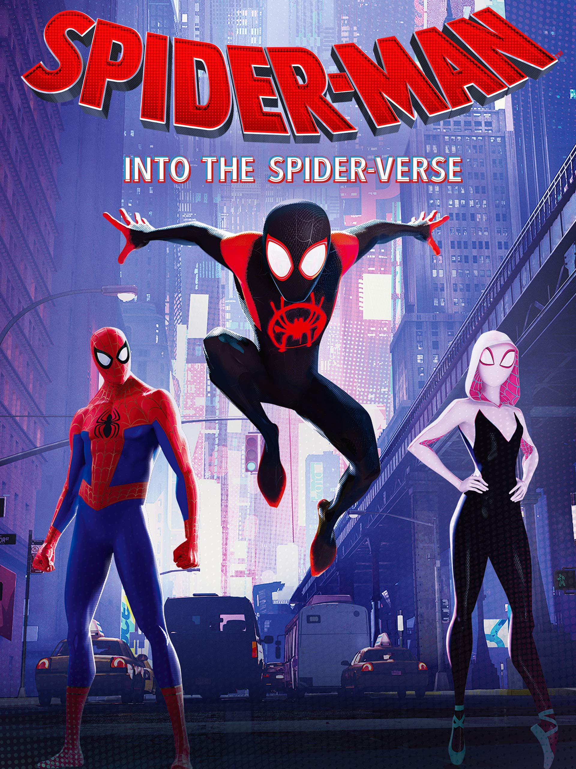 Watch Spider Man Into The Spider Verse Prime Video