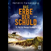 Das Erbe der Schuld - Ostsee-Krimi (Hannes Niehaus 4) (German Edition)