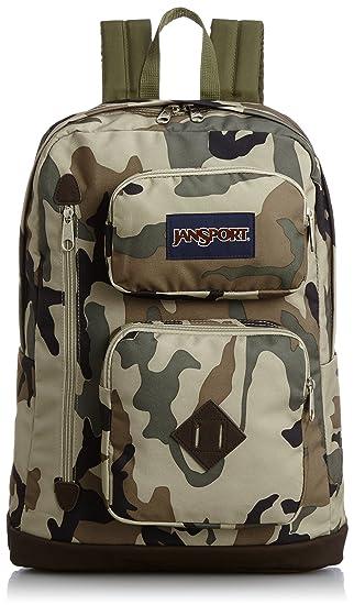 Amazon.com: JanSport Backpack Austin Desert Beige Conflict Camo ...