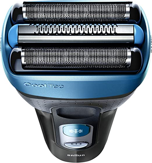 Braun CoolTec CT2s - Afeitadora eléctrica con tecnología Wet & Dry ...