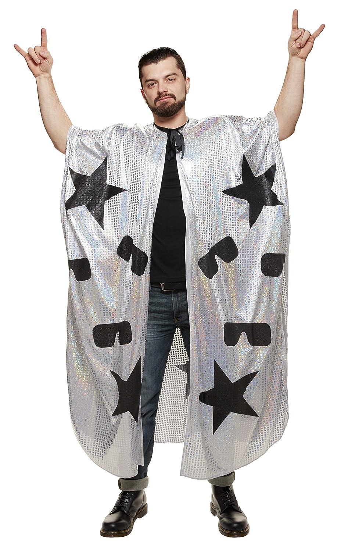 WWE 61545 Macho Man Superstar Bademantel