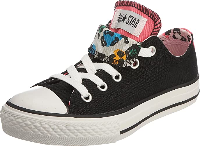 visa Arado Escribe email  Converse Chuck Taylor all Star Junior/Gioventù Leopardo Stampa Double  Tongue Ox Lace-up, Nero: Amazon.it: Scarpe e borse