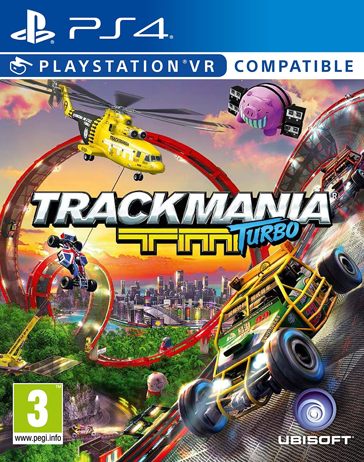Trackmania Turbo [PS4] |    Ubisoft