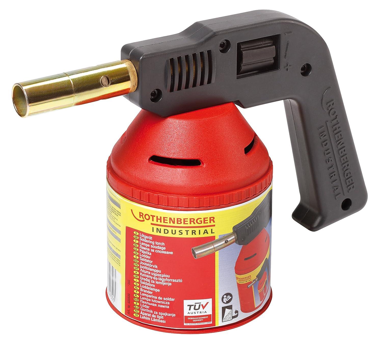 Rothenberger Industrial Roflame Premium Lotlampe Arbeitstemperatur 650 Grad Celsius 35930 Amazon Co Uk Business Industry Science