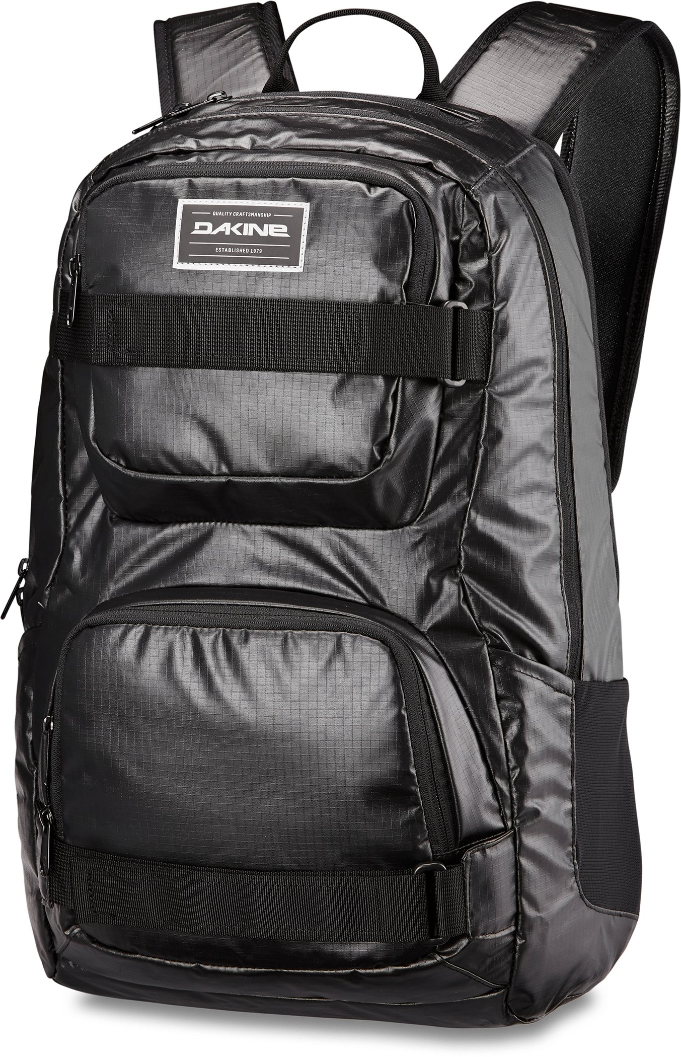Dakine - Duel 26L Backpack - Padded Laptop & iPad Sleeve - Insulated Cooler Pocket - Mesh Side Pockets - 19'' x 12'' x 9'' (Storm)