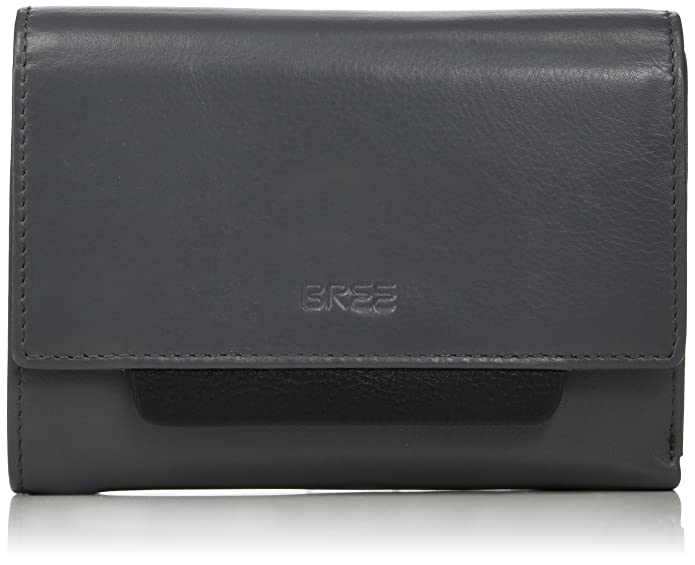 Womens 347132_SLATE/BLACK Wallet Multicolour Mehrfarbig (Slate/Black) UK One Size Bree Official Cheap Price Cheap Store Free Shipping Clearance Store Sale Top Quality Big Discount Sale Online KblH8YaAWj