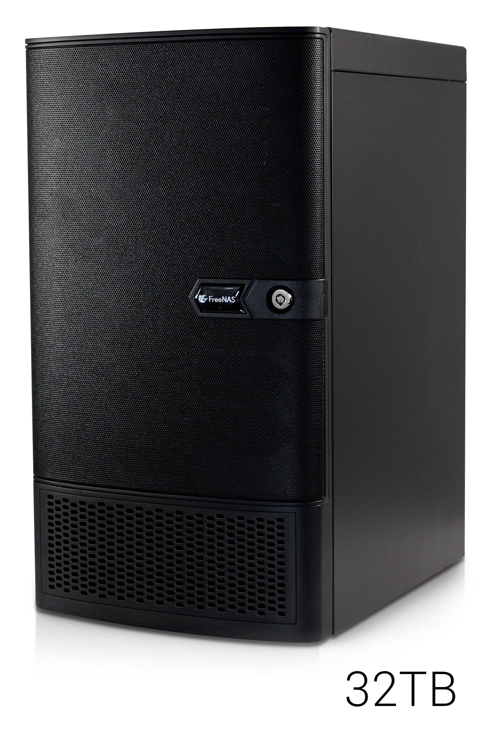 FreeNAS Mini XL (32TB) - Network Attached Storage