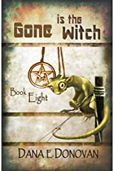 GONE IS THE WITCH: Book 8 (Detective Marcella Witch's Series) Kindle Edition