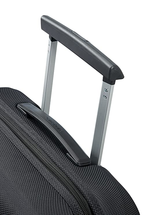 Amazon.com | SAMSONITE Fuze - Upright 55/20 Expandable Hand Luggage, 55 cm, 35 liters, Black | Carry-Ons
