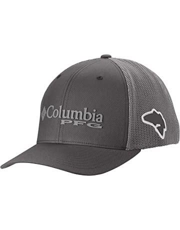 6b1488472f3ef Columbia Men s PFG Mesh Ball Cap