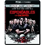 The Expendables [4K Ultra HD + Blu-ray + Digital Copy] (Bilingual)