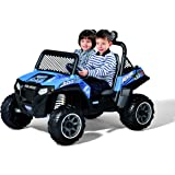 Peg Perego Polaris RZR 900 Ride On, Blue, 12V